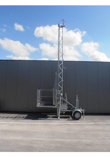 ABM Zelfmonterende bouwlift BL-400G