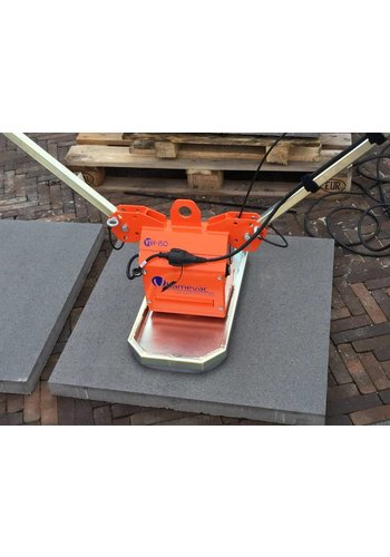 Hamevac Vacuum tilhulp VTH-150-BL - 200 kg