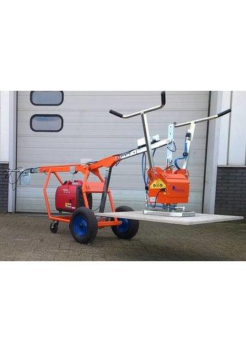 Hamevac Chariot VTH pour unités 230V