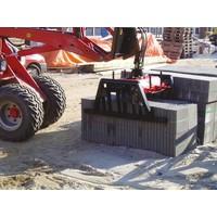 Pince à briques hydrauliques HSK300
