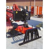 Pince à briques hydrauliques HSK1000