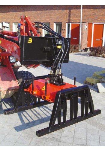 Beco Pince à briques hydrauliques HSK1000