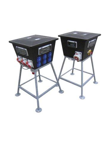 Elektromaat Armoire de distribution Multi-Power 4