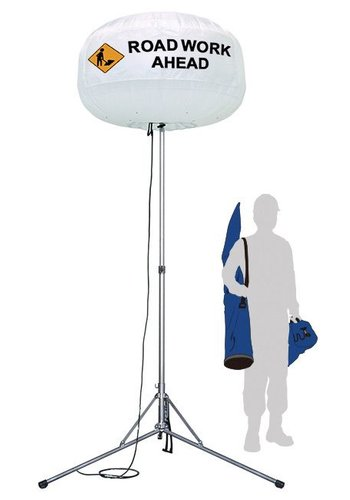 Yanmar Ballonverlichting Light Boy ELB43BW MH - 400 W