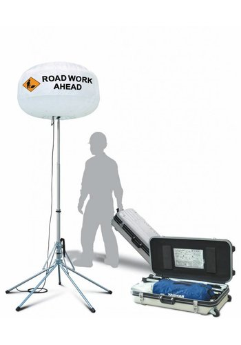 ABM Ballonverlichting Light Boy 103BW-2EU MH