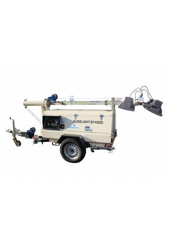 Beton Trowel Mobiele lichttoren BT 4000