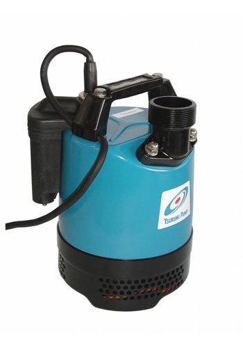Tsurumi Pompe submersible LB-800A avec flotteur - 320 l/min