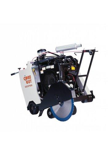 Profi Line Scie à sol diesel CC3730D