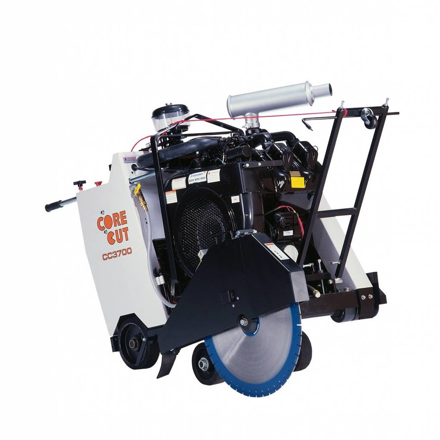 Vloerzaagmachine diesel CC3730D