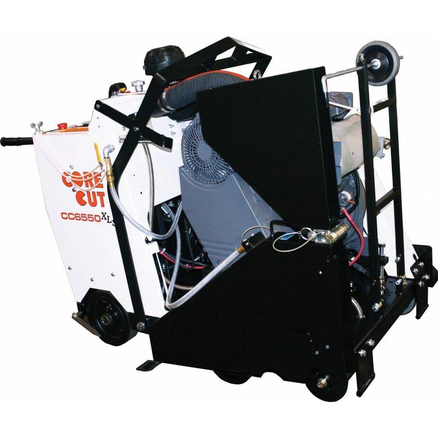 Scie à sol diesel CC6549D