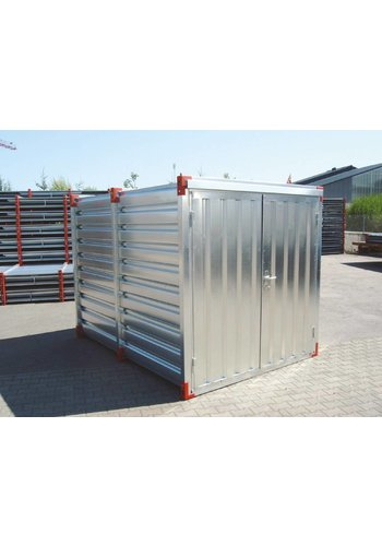Macon Materiaalcontainer - 3m x 2,2m