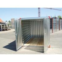 Container à materiaux - 4m x 2,2m