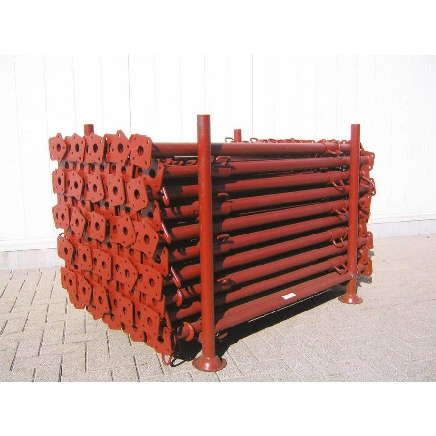 Geschilderde schoren 2,0 - 3,6 meter