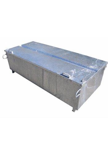 ABM Anti-diefstal kraancontainer galva