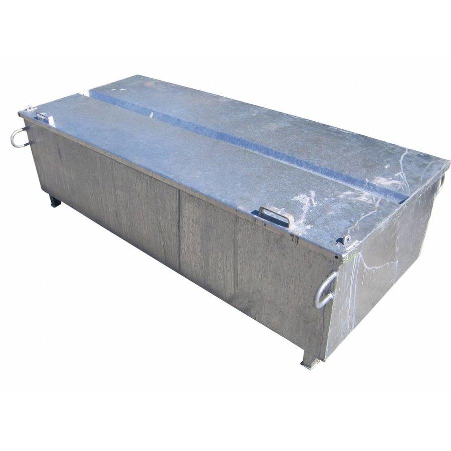 Anti-diefstal kraancontainer