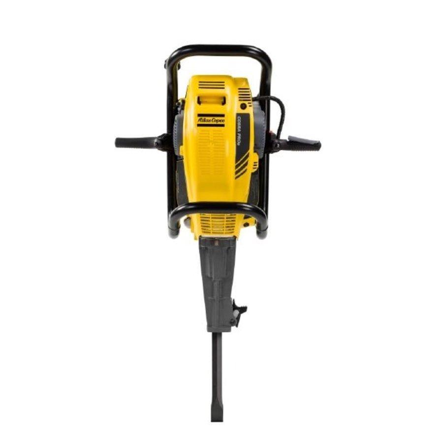 Sloophamer met benzinemotor Cobra Pro E