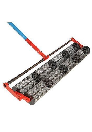 Beton Trowel Mesh twin roller tamp 900mm BT36RT