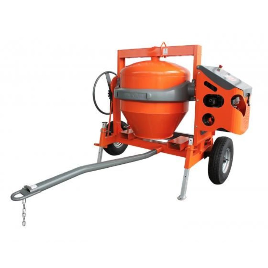 Betonmolen MT350 - 350 l - Benzine