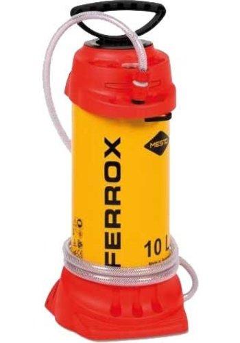 ABM Drukreservoir in staal - Ferrox H2O