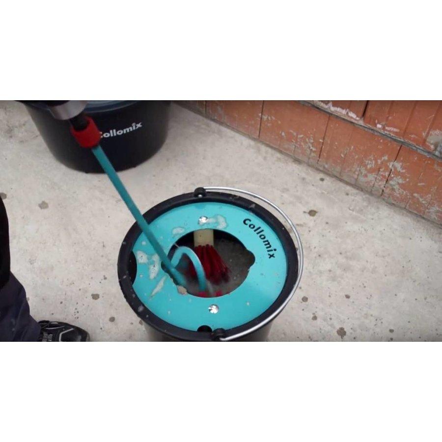 Mixer clean