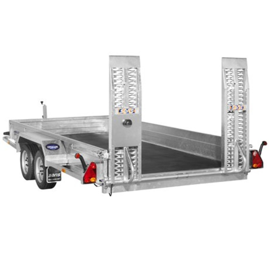Transporter aanhangwagen - Magnum Maxx 3000