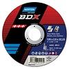 Snijschijven voor metaal - type BDX