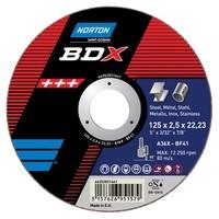 Metaalschijven - type BDX
