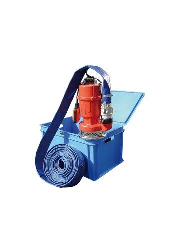 ABM Pompe submersible avec flotteur - AS400 - 280 l/min