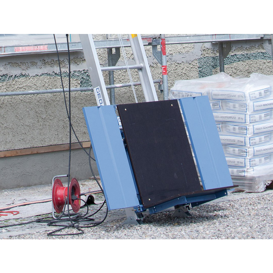 Echelle monte-charge - Comfort 250 kg
