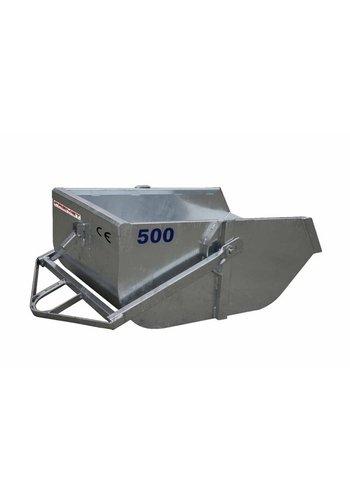 ABM Automatische puinbak