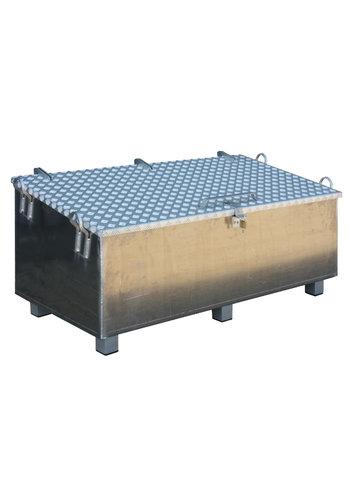 ABM Materiaalkoffer - anti-diefstal