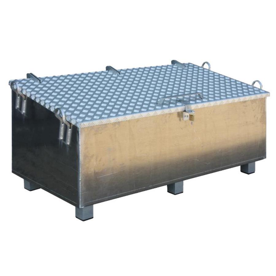 Materiaalkoffer - anti-diefstal - type 1210