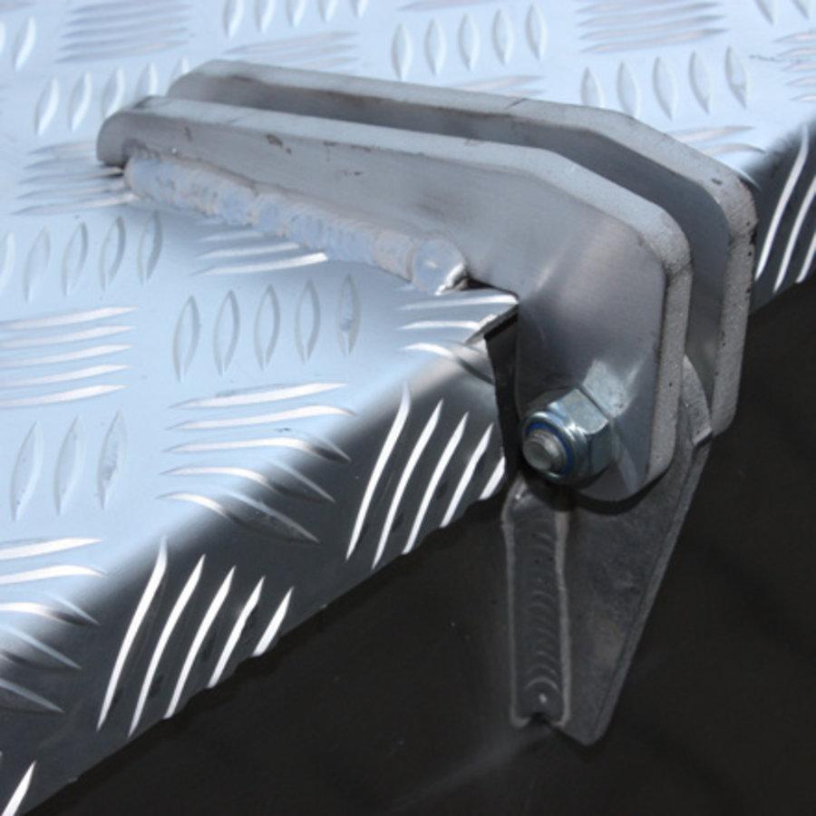 Materiaalkoffer - anti-diefstal
