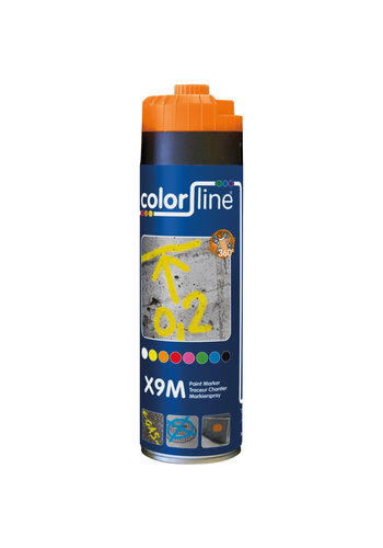 Colorline Paint Marker markeerspray