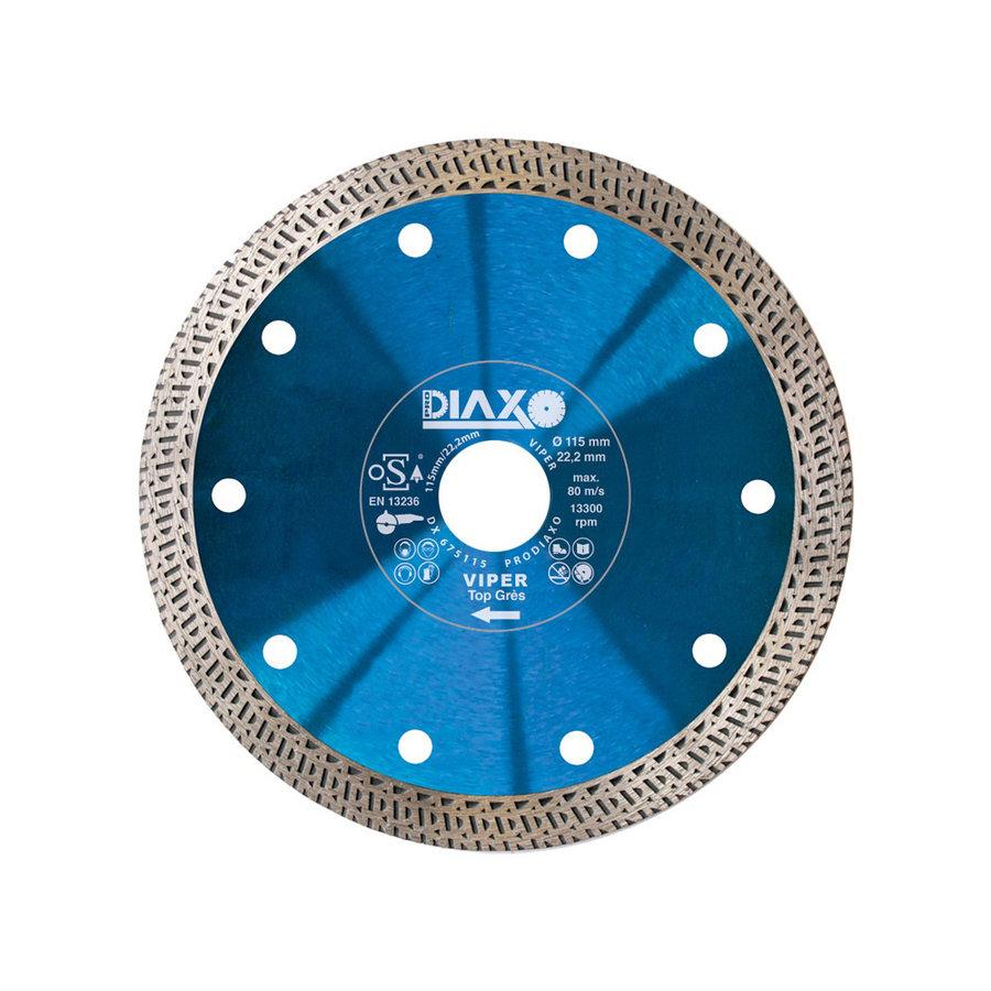 Lame de scie diamantée 125mm - Viper