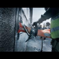 Doorslijpmachine benzine K4000CB - Cut-n-Break