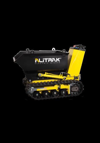 Alitrak Dumper électrique sur chenilles DCT300P