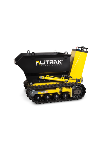 Alitrak Rupsdumper DCT300P - accu