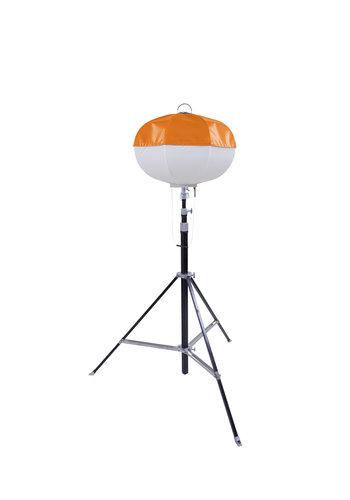 Powermoon Ballonverlichting Ledmoon 600 - 650 W - 75000 Lumen