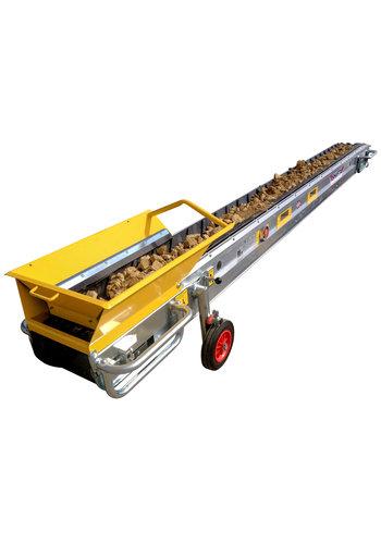 Mace Industries Shifta - Transportband - 45cm breed - 5,4m