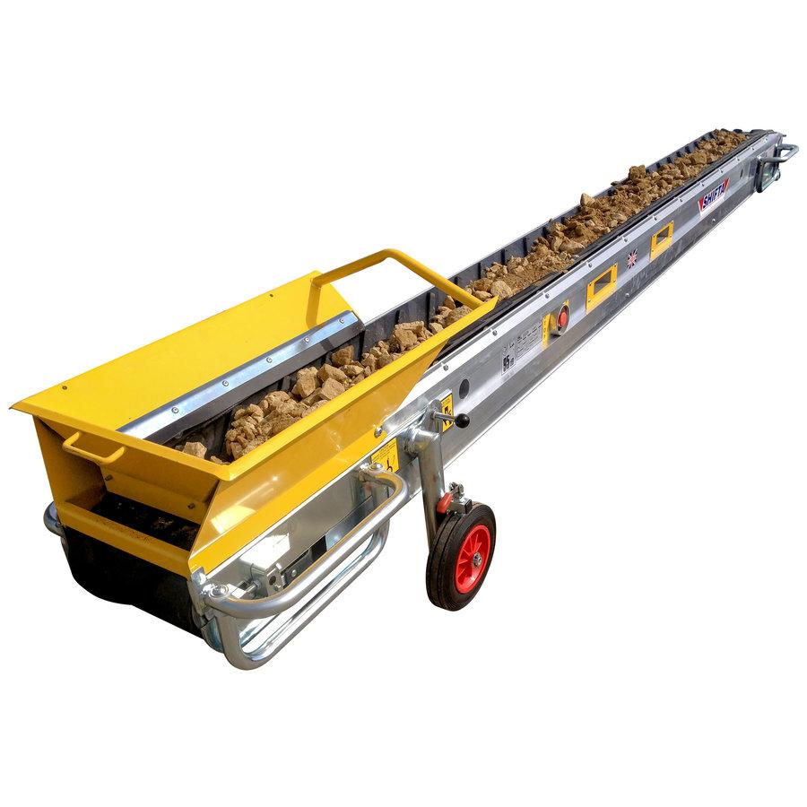 Shifta - Convoyeur à bande - La 45cm - 5,4m