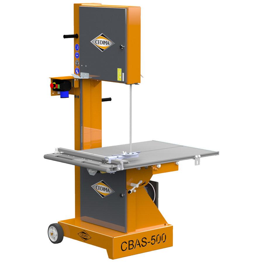 Lintzaagmachine CBAS-500