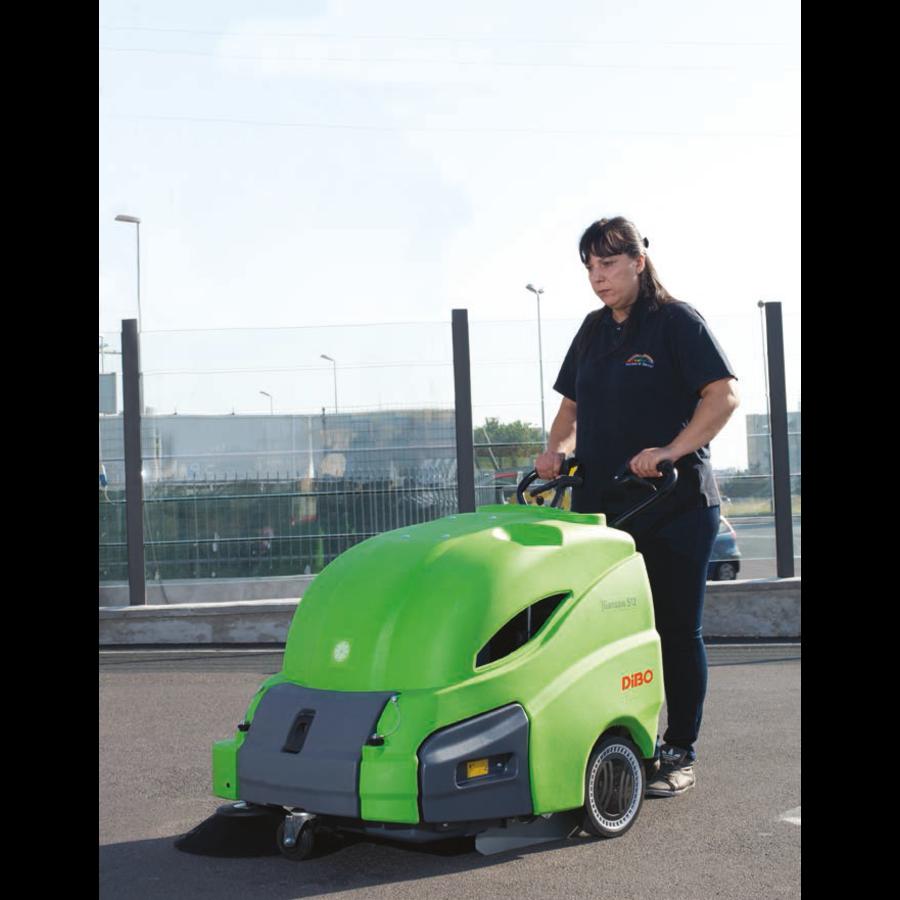 Vloerreiniger - Sweeper 512E