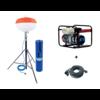 ABM Paquet: Eclairage ballon LED SL 2000 + Groupe électrogène essence  EP3300 + Rallonge 25m