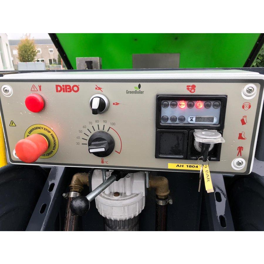 Hogedruktrailer JMB-M 350/18