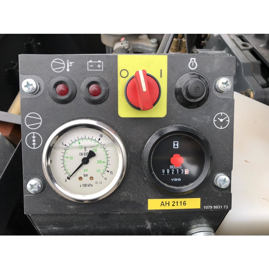 Mobiele compressor CPS 4.5