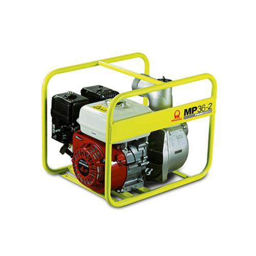 Motorpompen benzine