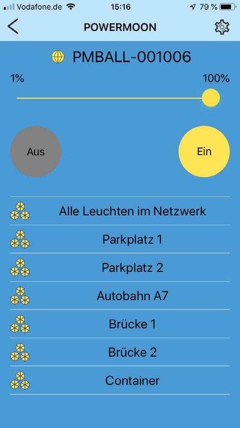 iPhone app - Transformer