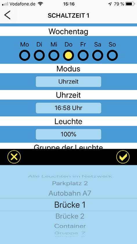 iPhone app Transformer