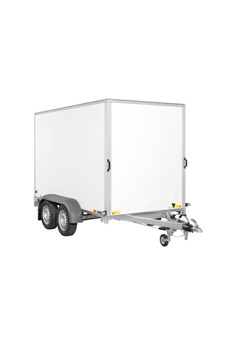 Saris Gesloten aanhangwagen - FW2000 - 1450kg